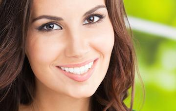 woman smiling | Dentist 98272