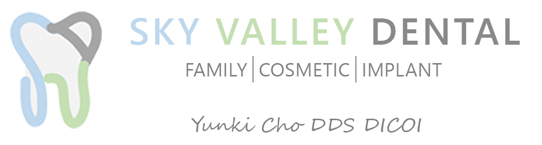 Logo for Sky Valley Dental